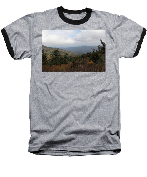 Mountain Ridge View Baseball T-Shirt