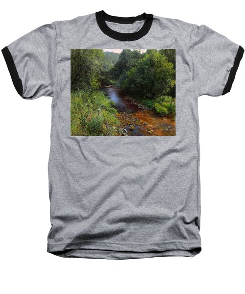 Mountain River Baseball T-Shirt