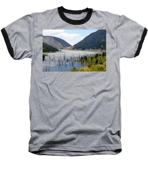Mountain River Baseball T-Shirt