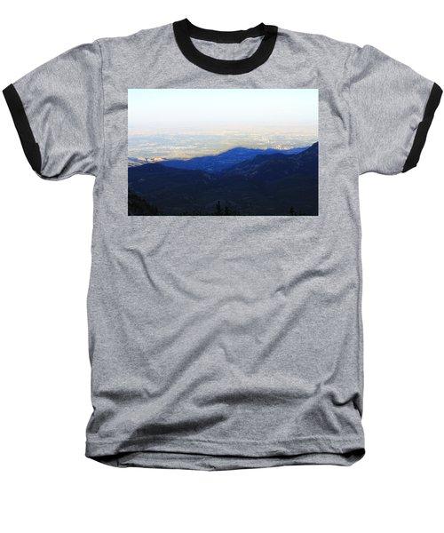 Mountain Shadow Baseball T-Shirt