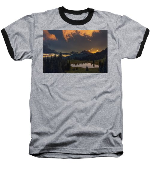 Mountain Show Baseball T-Shirt