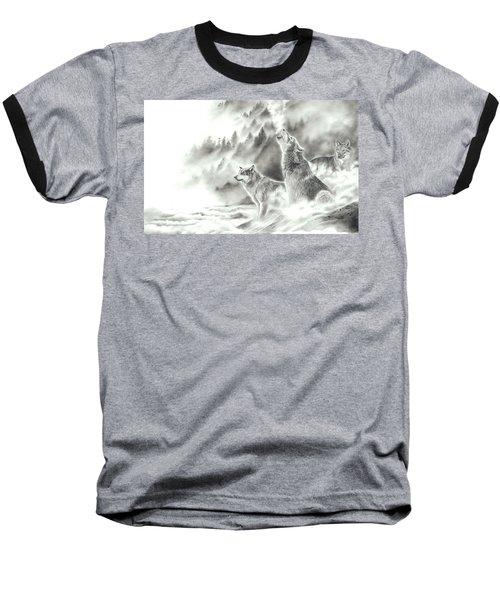 Mountain Spirits Baseball T-Shirt