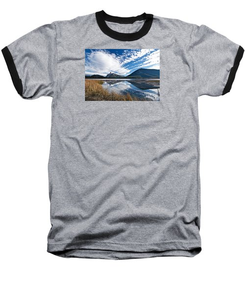 Mountain Splendor Baseball T-Shirt