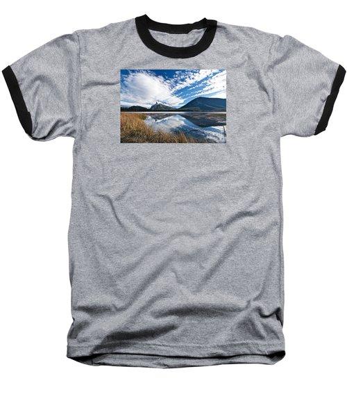 Mountain Splendor Baseball T-Shirt