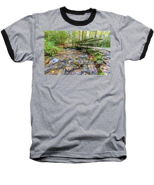 Mountain Stream #2 Baseball T-Shirt