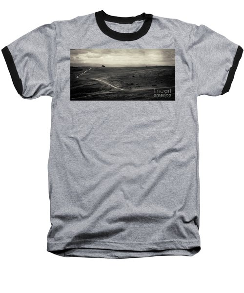 Mountain Trail Baseball T-Shirt