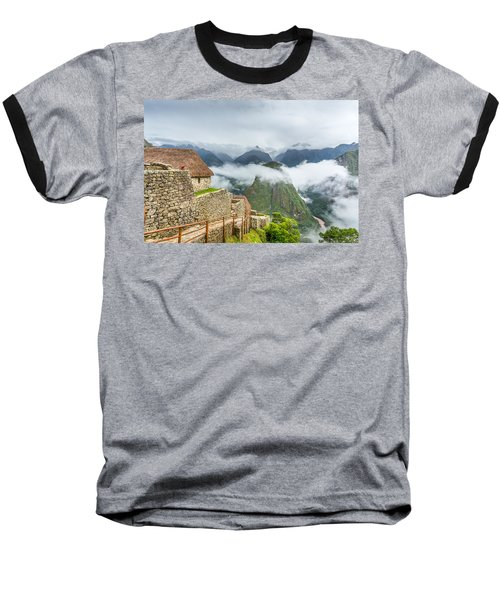 Mountain View. Baseball T-Shirt