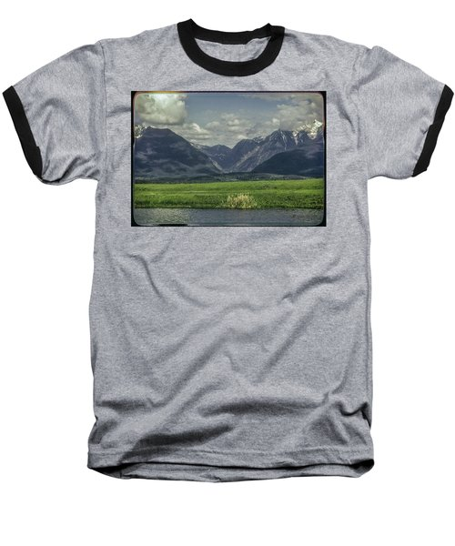 Mountain View Montana.... Baseball T-Shirt