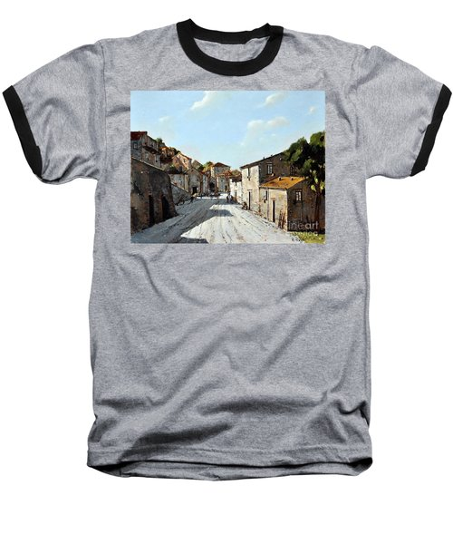 Mountain Village Main Street Baseball T-Shirt