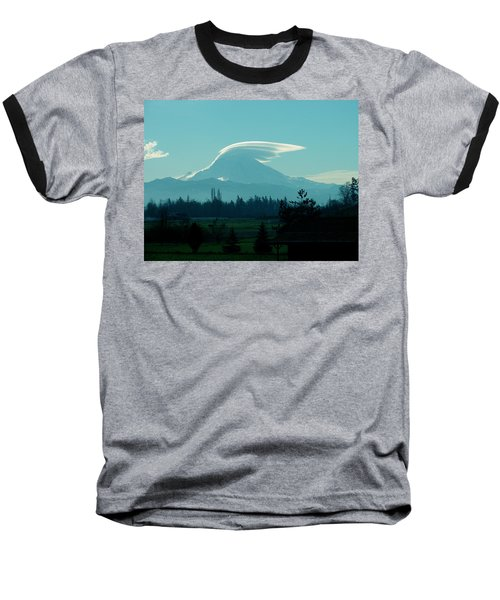 Mountain Wings Baseball T-Shirt