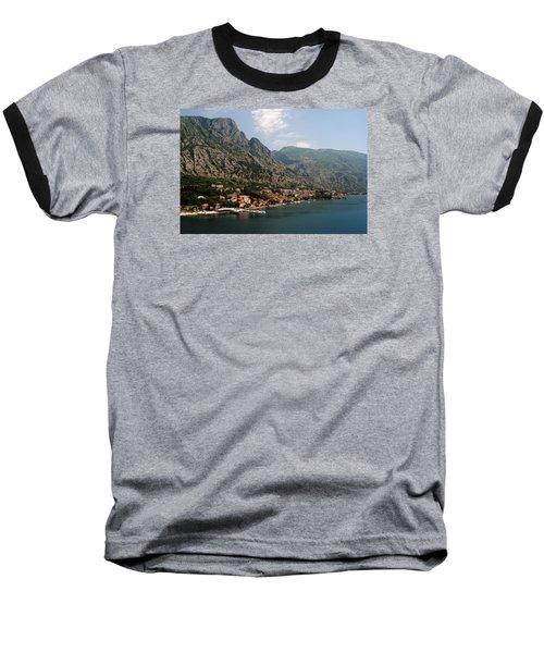 Mountains Of Montenegro Baseball T-Shirt
