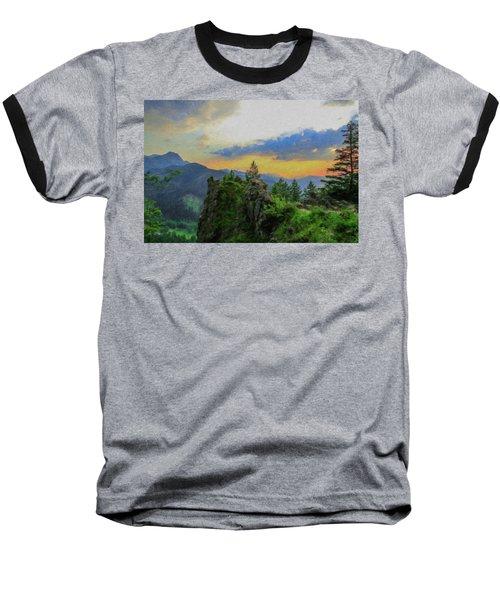 Mountains Tatry National Park - Pol1003778 Baseball T-Shirt