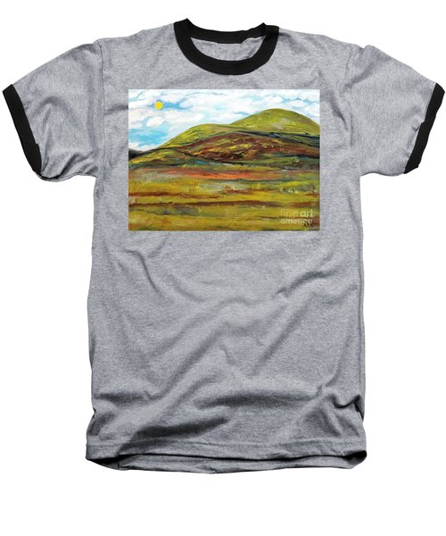 Mountaiscape 2  Baseball T-Shirt