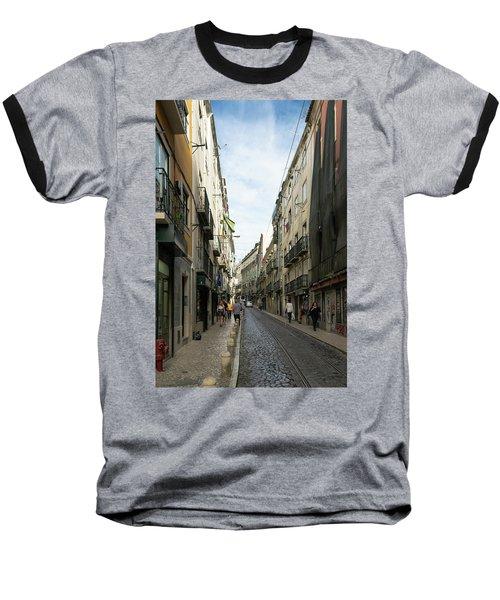 Mouraria 1 Baseball T-Shirt