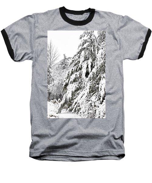 Mourn The Winter Baseball T-Shirt