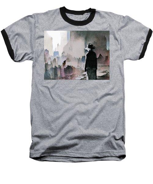 Mourning The American Dream Baseball T-Shirt