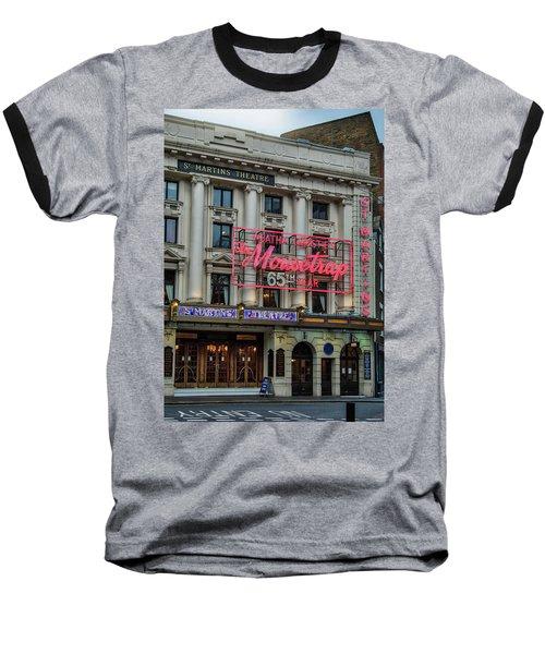 Mousetrap 65 Baseball T-Shirt