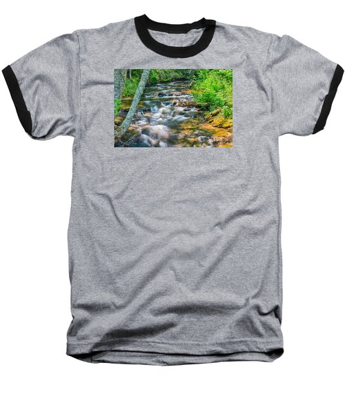 Mouth Of The Hurricane River Baseball T-Shirt