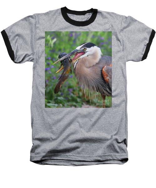 Mouthfull Baseball T-Shirt