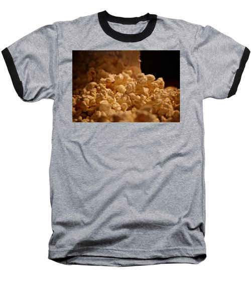 Movie Night Baseball T-Shirt