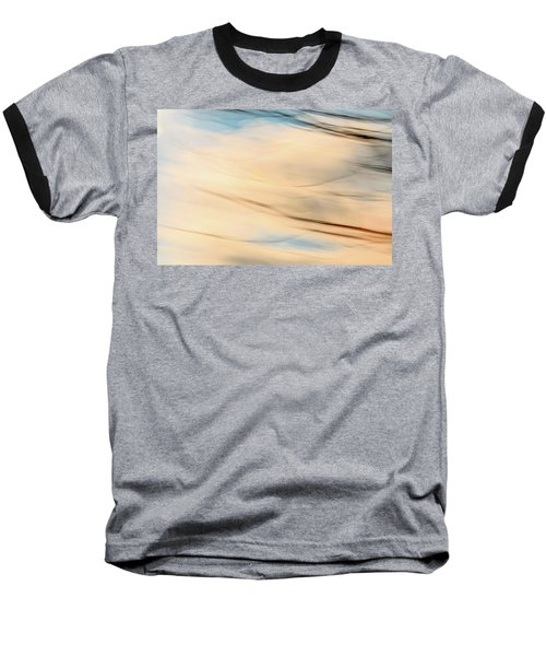 Moving Branches Moving Clouds Baseball T-Shirt
