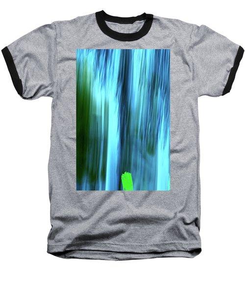 Moving Trees 37-15portrait Format Baseball T-Shirt