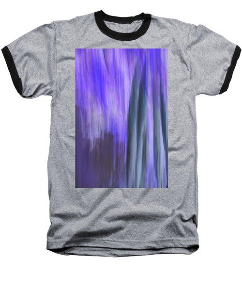 Moving Trees 37-36 Portrait Format Baseball T-Shirt