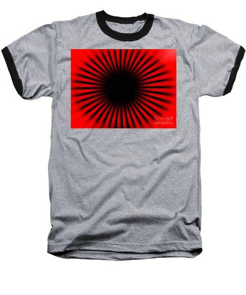Moving Baseball T-Shirt by Trena Mara