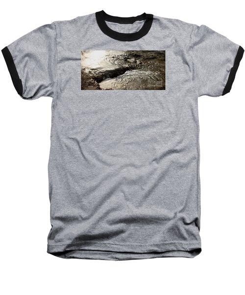 Moving Water Baseball T-Shirt