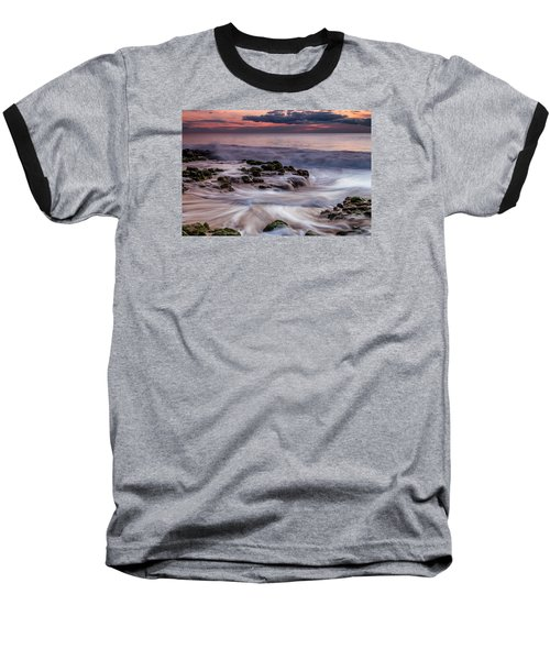 Moving Waters Baseball T-Shirt