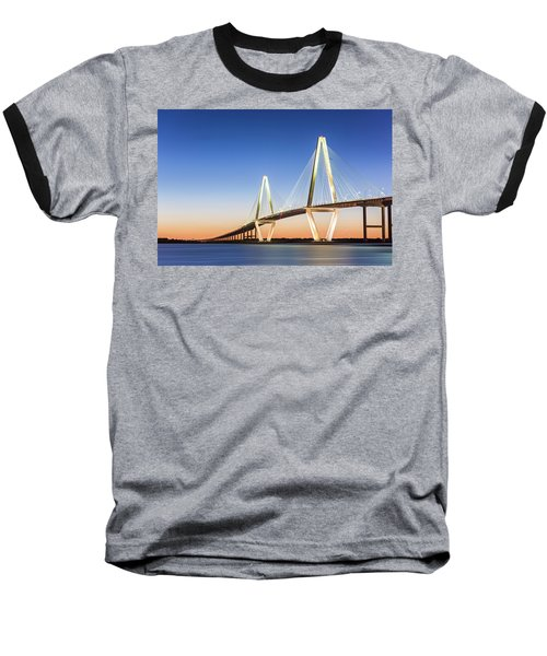 Moving Yet Still Baseball T-Shirt by Jon Glaser