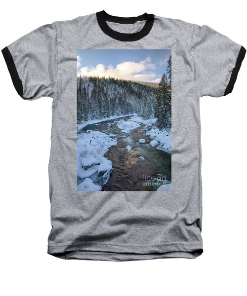 Moyie Winter Baseball T-Shirt