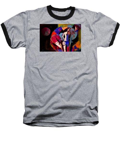 Mr Ameeba 2 Baseball T-Shirt