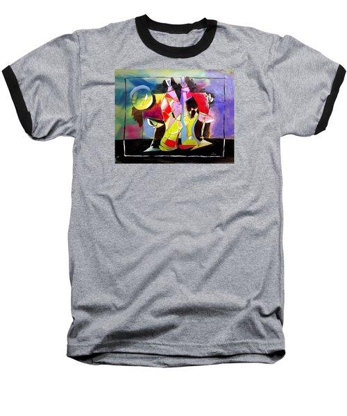 Mr Ameeba 3 Baseball T-Shirt