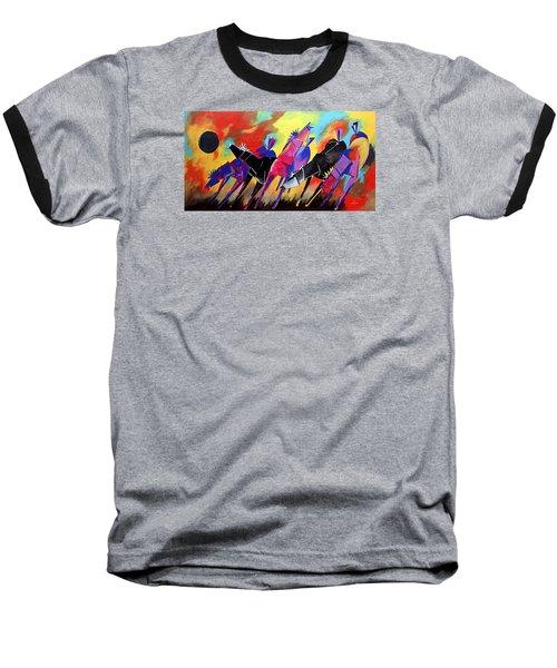 Mr Ameeba 5 Baseball T-Shirt