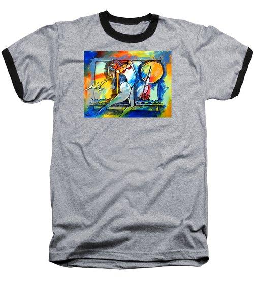 Mr Ameeba 8 Baseball T-Shirt