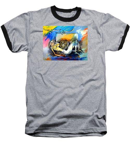 Mr Ameeba 9 Baseball T-Shirt