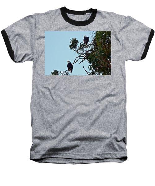 Mr. And Mrs. Bald Baseball T-Shirt