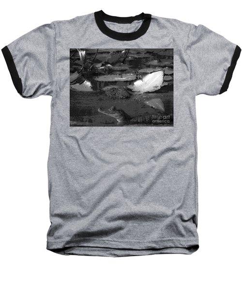 Mr. Caiman Baseball T-Shirt
