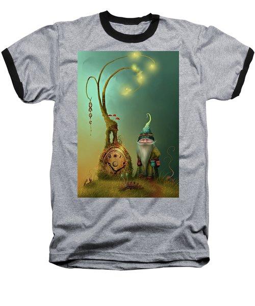 Mr Cogs Baseball T-Shirt