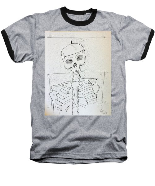 Mr Cooper's Aide Baseball T-Shirt
