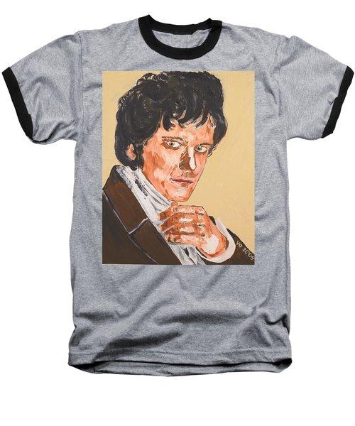 Mr. Darcy Baseball T-Shirt