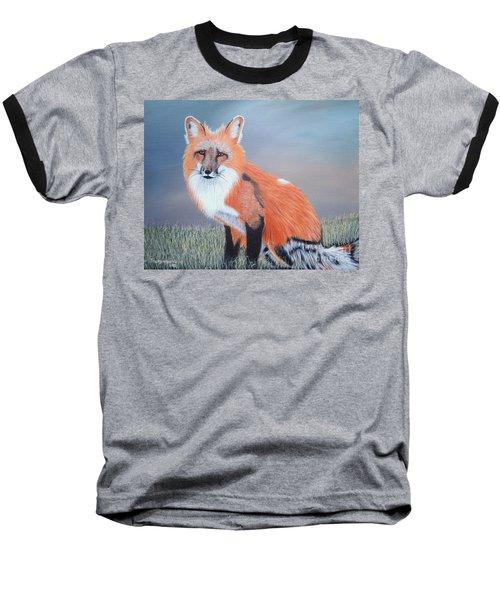Mr. Fox Baseball T-Shirt