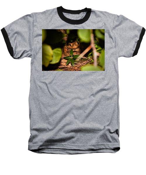 Mr Frog Baseball T-Shirt
