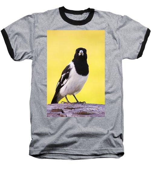 Mr. Magpie Baseball T-Shirt