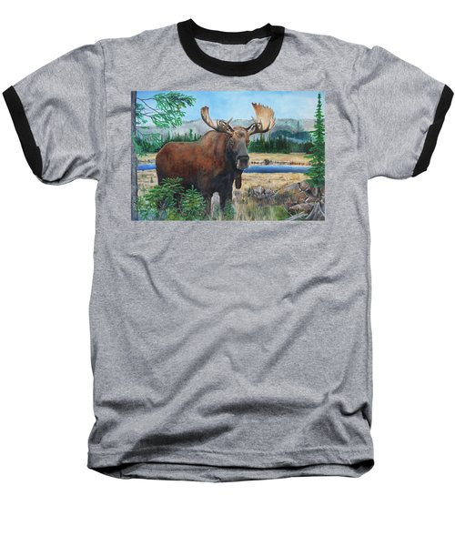 Mr. Majestic Baseball T-Shirt