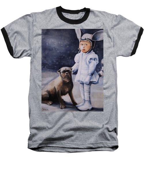 Mr Moonbeams  Baseball T-Shirt