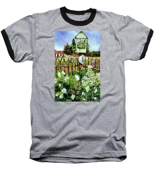 Mr Moon's Garden Baseball T-Shirt