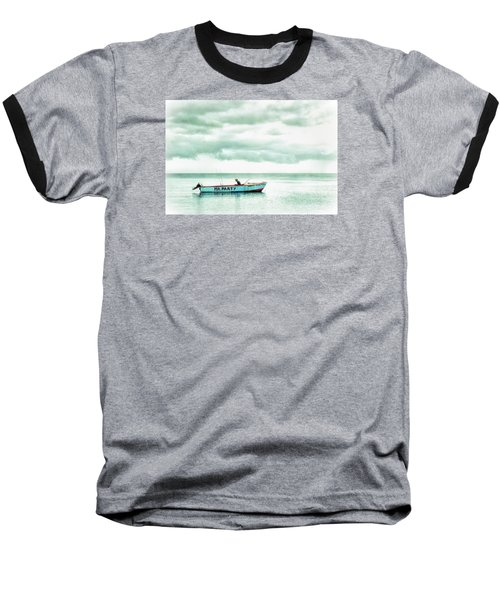 Mr. Party Baseball T-Shirt by Robert FERD Frank