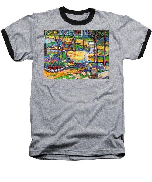 Mr. Pickles Baseball T-Shirt
